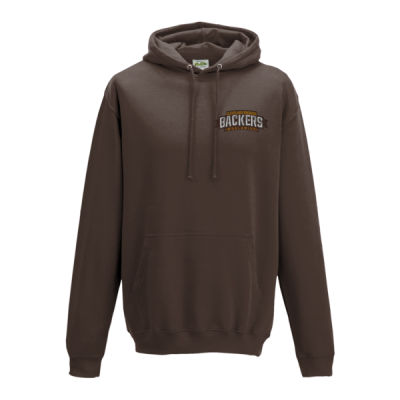 Browns Backers Embroidered Hoodie - Unisex Thumbnail
